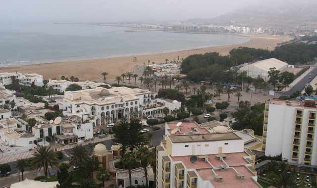 Statistiques touristiques du mois d octobre à Agadir : La destination boostée par les Algériens