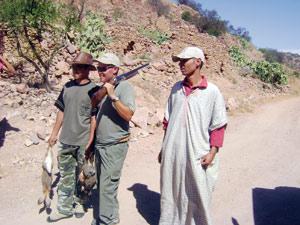 Souss-Massa-Drâa : La chasse est de plus en plus rationalisée dans la région