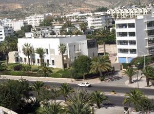 Agadir vers un renforcement de partenariat avec la ville for Chambre de commerce de dakar formation