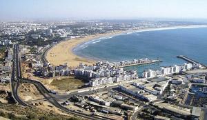 Agadir : la reprise de l'activité touristique se confirme