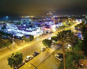 Trois parcs d'attractions en cours à Agadir