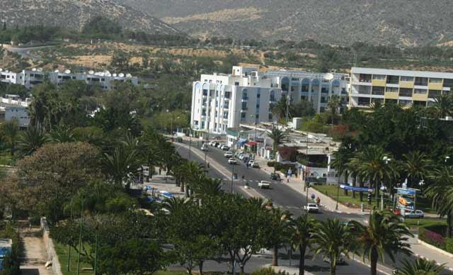 La terre a tremblé dans la région d'Agadir