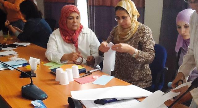 Agadir : les femmes porteuses de projets vont de l avant