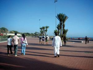Corniche d'Agadir : Un pôle d'attraction de grande envergure