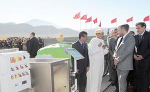 SM le Roi Mohammed VI procède au lancement de projets agricoles pilotes