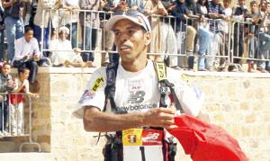 Mohamed Ahansal s'adjuge un troisième sacre consécutif