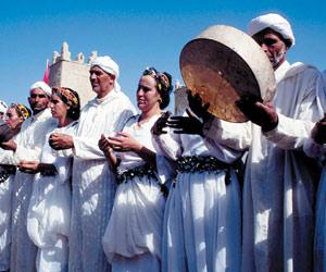 Festival : Aïn Leuh fête l'Ahidous