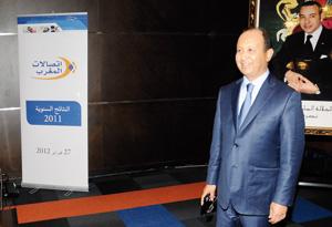 Ahizoune:  «Le business n'était pas facile à faire en 2011»