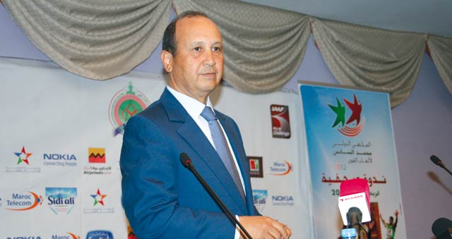 FRMA : La succession  de Ahizoun est ouverte