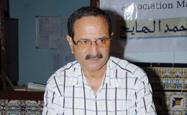 Ahmed El Haij succède à Khadija Ryadi à la tête de l AMDH