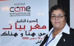 Aicha Ech-Chenna : «J'appelle à la réactualisation du Code de la famille»
