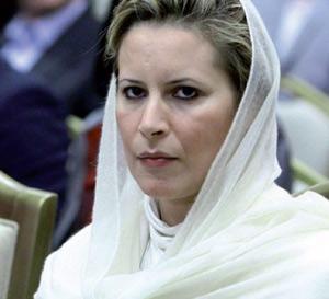 Libye: Alger menace Aïcha Kadhafi