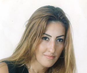 Aïcha Ben Sghir Jallal, une jeune artiste contemporaine, belle et rebelle