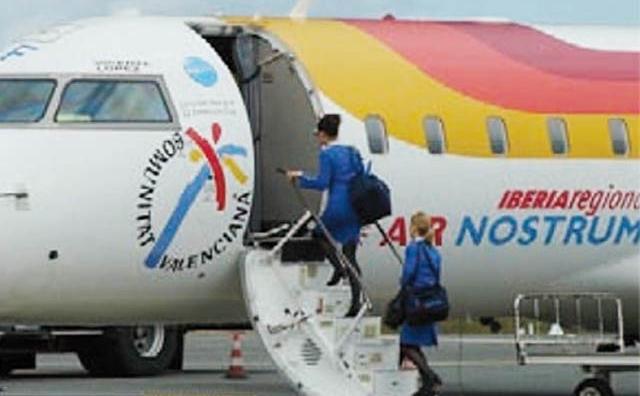 La compagnie Air Nostrum renforce sa desserte sur le Maroc