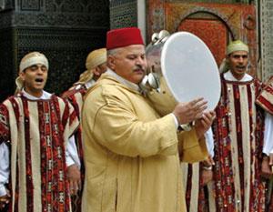 Voyage chez les Aissawa à Meknès