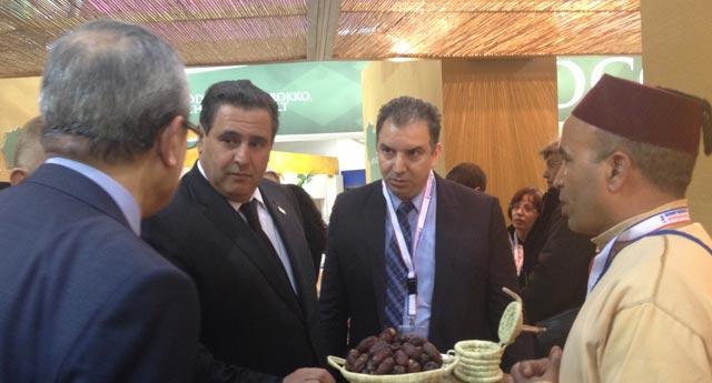 Coup d'envoi de la 78ème Semaine Verte Internationale de Berlin, avec la participation du Maroc