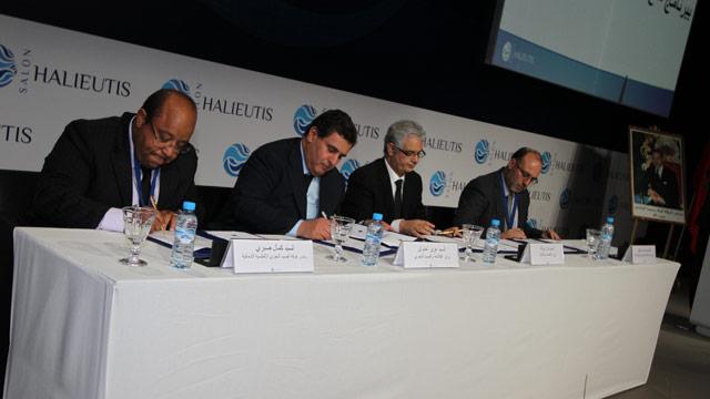 Afin de booster le produit halieutique national : Un budget de Com  de 30 millions de dirhams sur les produits de la mer