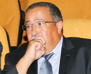 Ahmed Akhchichine affronte sa première grève générale