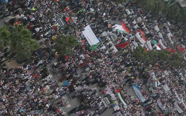 Une marche nationale dimanche prochain à Rabat pour dénoncer l'agression israélienne contre Ghaza