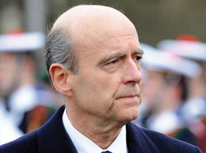 France : Juppé avale sa première grande couleuvre