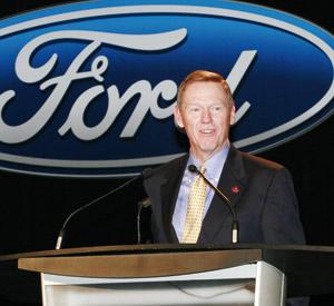 Ford abandonne son objectif de retour à la rentabilité en 2009
