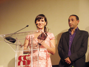 Le film français «Le saut des deux fous» remporte le grand Prix
