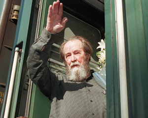 Décès : La prix Nobel Alexandre Soljenitsyne n'est plus