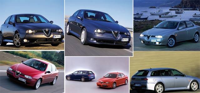 Il était une fois… Alfa Romeo 156 : Renaissance de la marque au Biscionne