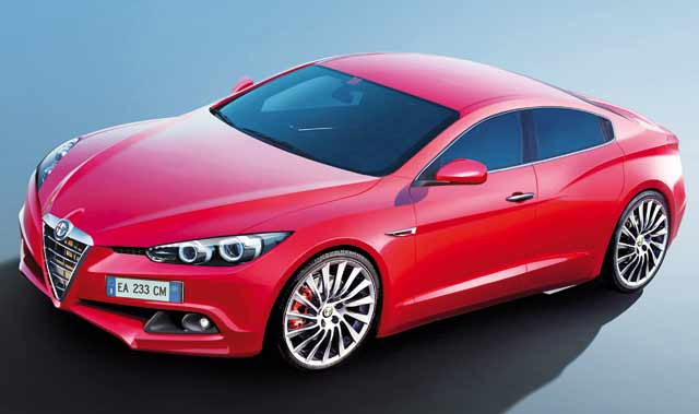 Alfa Romeo : Bientôt des moteurs Ferrari