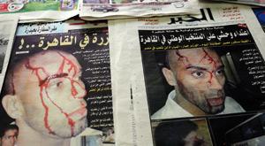 L'Égypte sanctionnée après les incidents contre l'Algérie