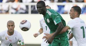Le Nigeria bat l'Algérie et remporte le bronze