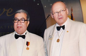 Le Lions Club International remercie SM le Roi Mohammed VI