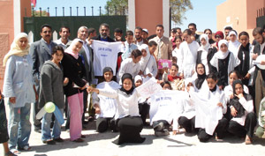 Lycée collégial Allal Ben Abdellah, la pépinière des élèves brillants
