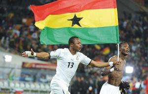Huitièmes de finale : le Ghana sauve la face et défendra les Africains au second tour