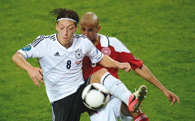 Allemagne -Danemark