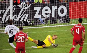 L'Allemagne en finale pour la sixième fois