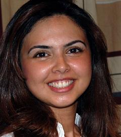 Amal Aachiq, une professionnelle du crédit
