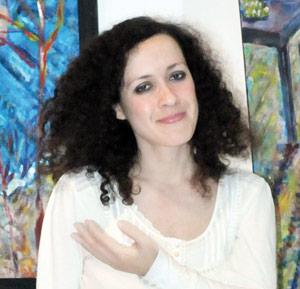 Amal Madiou, une artiste aux grandes ambitions