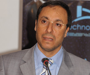 Abdelkader Aâmara, de l'Institut d'agronomie au ministère de l'industrie