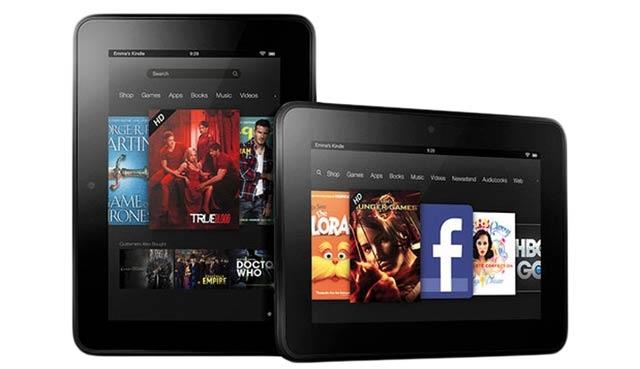 Amazon accélère son offensive dans les tablettes