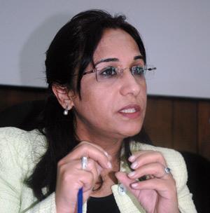 Amina Bouayach : «Le gouvernement est le premier responsable de la mise en oeuvre»