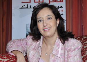 Amina Ennceiri : «Nous désirons engager une réflexion sur la traite humaine au Golfe»