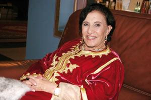 Amina Rachid : «Je me contente d'un seul repas, le ftour»