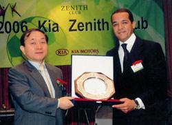 Kia Motors Maroc : doublement récompensé