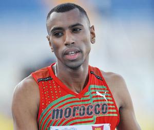 Amine Laâlou s'adjuge la deuxième place