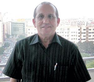 Ammouri M'bark : la voix des berbères