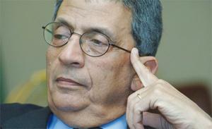 Amr Moussa espère voir la médiation libyenne mettre fin à la crise