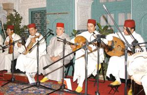La musique andalouse à l'honneur à Fès