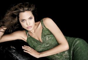 Angelina Jolie, ambassadrice de bonne volonté