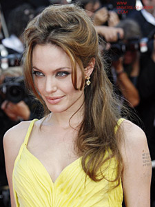 Angelina Jolie en faveur de la peine de mort
